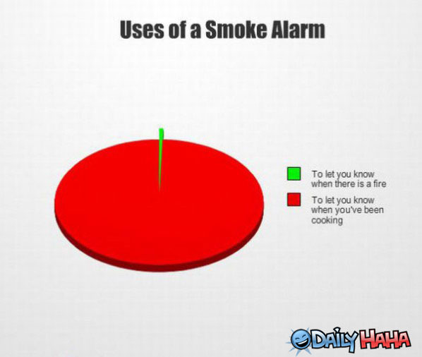 Smoke Alarm funny picture