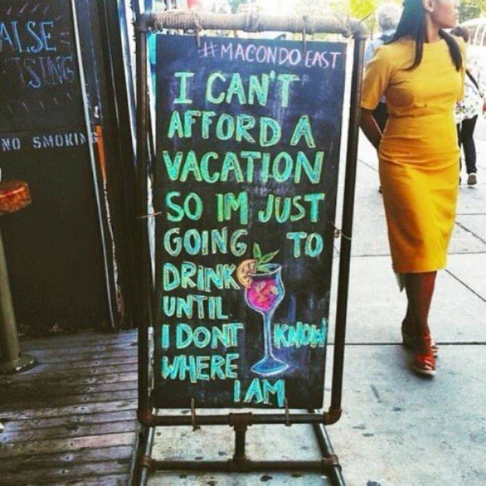 vacation funny picture