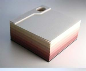 very cool notepad