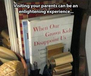When Visiting Parents funny picture