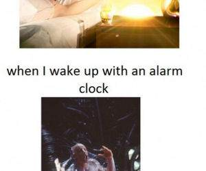 Waking Up funny picture