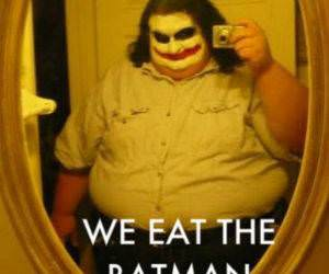 The Batman funny picture