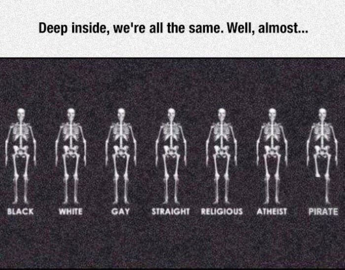 we are all the same funny picture