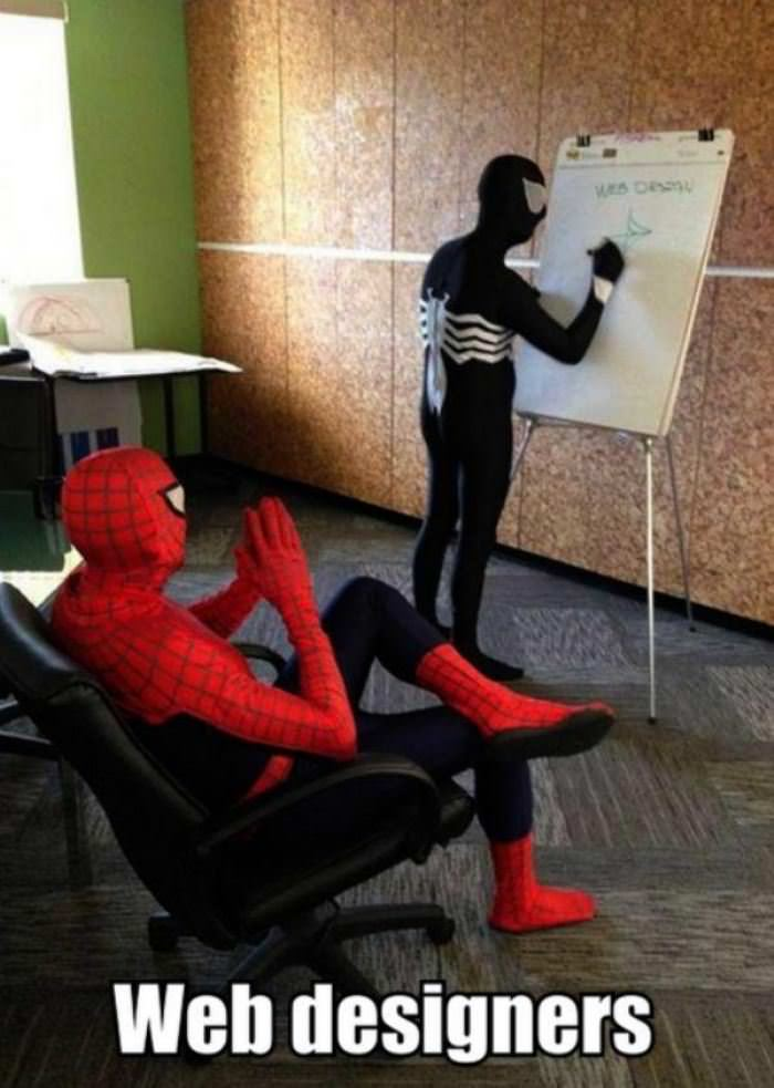 web designers funny picture