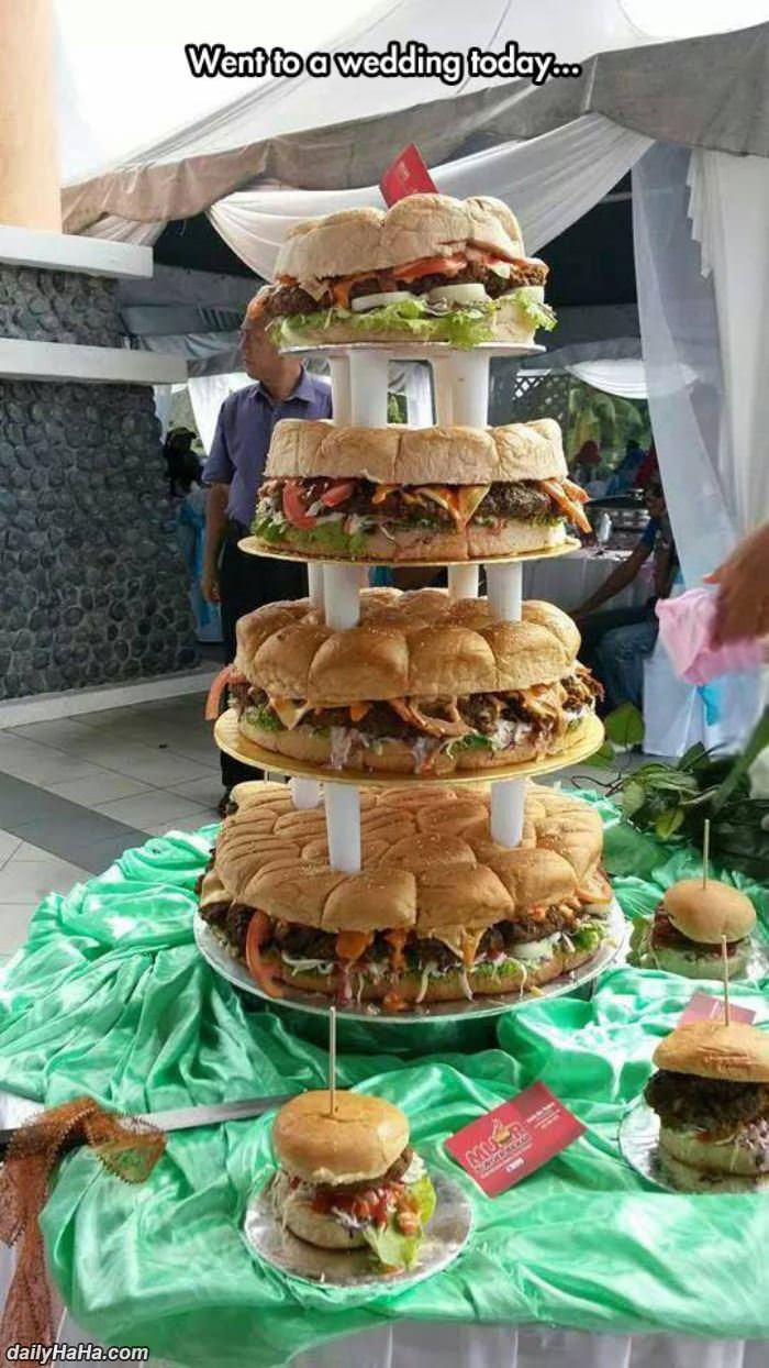 wedding cake funny picture