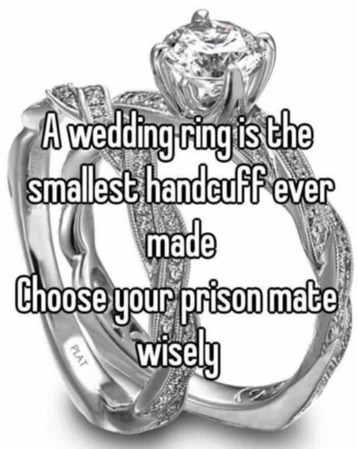 wedding ring funny picture