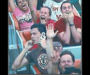 Rollercoasters funny picture