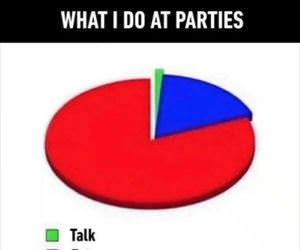what i do at parties