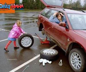 Kids for Funny Picture