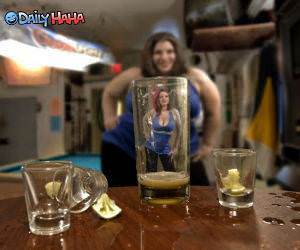 Beer Goggles Defined
