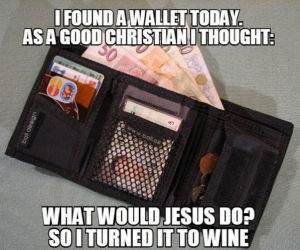 what would jesus do funny picture
