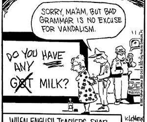 English Teachers funny picture