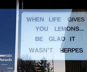 when life gives you lemons ... 2