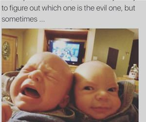when you have twins funny picture