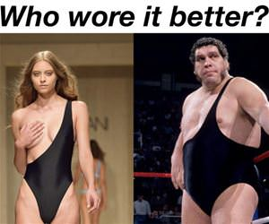 who wore it better funny picture