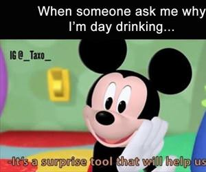 why are you day drinking