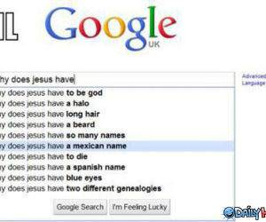 Why Jesus funny picture