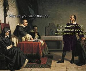 why do you want this job funny picture