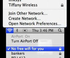 WiFi Connection funny picture