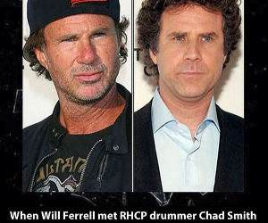 Will Ferrell Double funny picture