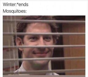 winter ends