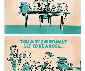 Work Hard funny picture