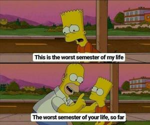 worst semester of my life