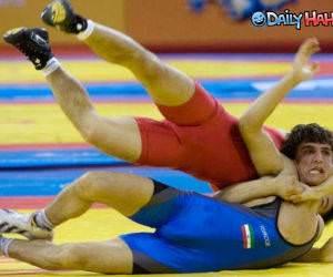 Wrestling Face