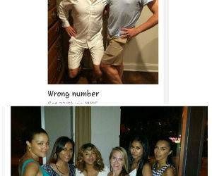 wrong number funny picture