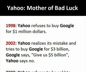 yahoo is stupid