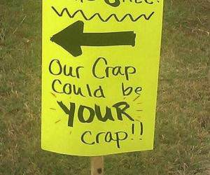 A Yard Sale Today funny picture