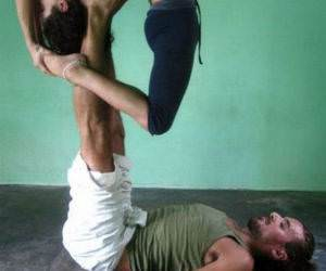 Them Yoga People funny picture