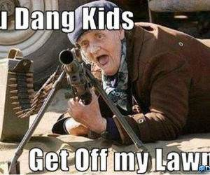 Dang Kids funny picture