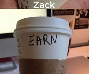 you tried starbucks funny picture