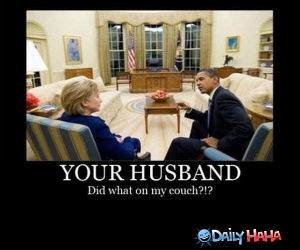Your Husband funny picture