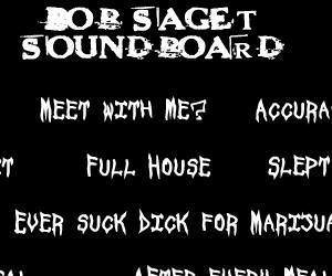Bob Saget Soundboard