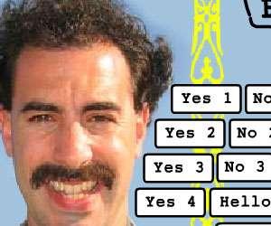 Da Ali G show - Borat