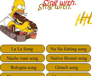 Home Simpson