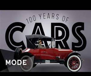 100 years of cars Funny Video