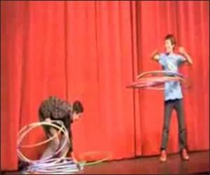 30 Hula Hooper Funny Video