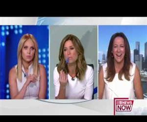 Australian News Anchors meltdown
