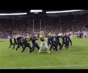 BYU cougarettes how to steal the show Funny Video