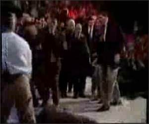 Benny Hinn Let the Bodies hit the Floor Video