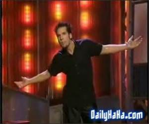 Dane Cook avoides fights