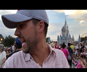 Every parent at Disney Funny Video