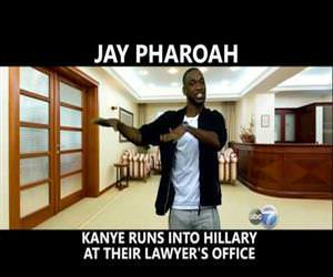 Jay Pharoah amazing at impressions Funny Video