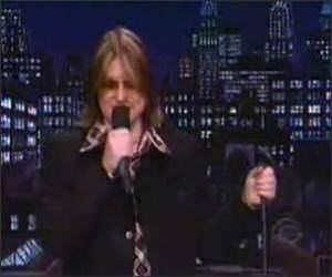 Mitch Hedberg on Conan