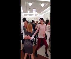 a jeleous wife at a wedding Funny Video