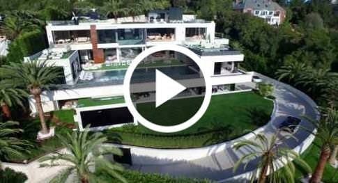 A Look Inside A 250 Million Dollar Mansion