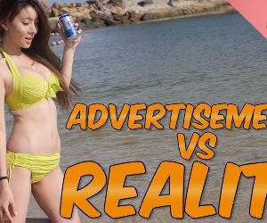 advertisement vs reality Funny Video